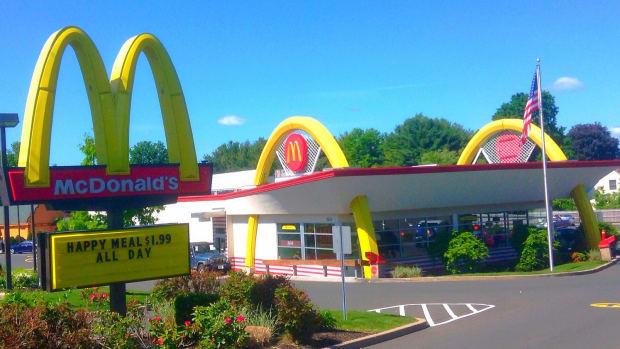 McDonald's Posts And Deletes Anti-Trump Tweet (Photo) Promo Image
