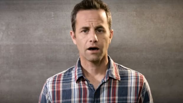Is Kirk Cameron's Religious Revival A Trump Rally? (Video) Promo Image