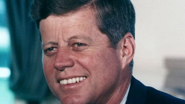 JFK Security Official On His Deathbed Makes Bombshell Revelation About President's Assassination Promo Image