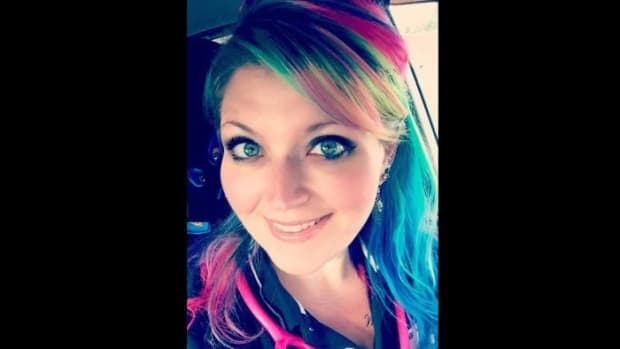 Woman Told She Isn't A Nurse Because Of Colorful Hair Promo Image
