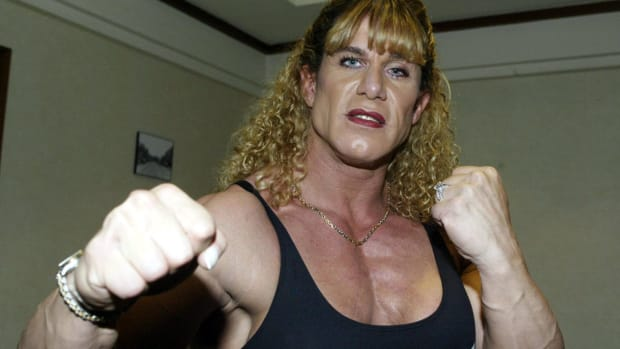 WWE Wrestler Nicole Bass Dies Of Heart Attack At Age 52  Promo Image