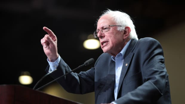 Sanders: Progressives Must Organize To Stop Trump Promo Image