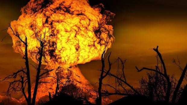 Explosion Near Vatican City (Video) Promo Image