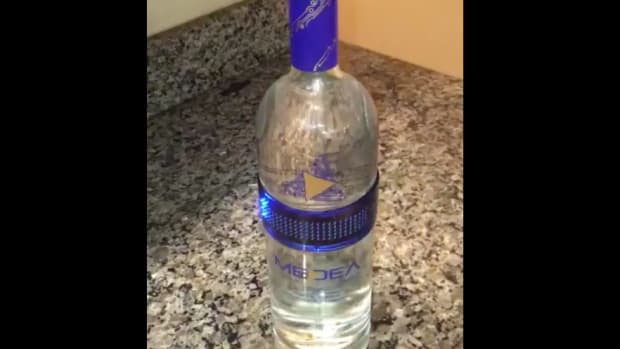 Mom Uses Cool Trick To Warn Son Not To Drink Her Vodka (Video) Promo Image