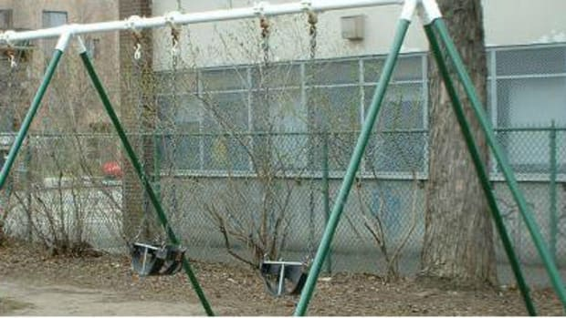 Explosives Found On School Playground (Photos) Promo Image