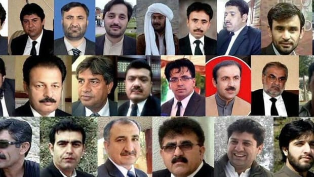 An Entire Generation Of Pakistani Lawyers Killed Promo Image