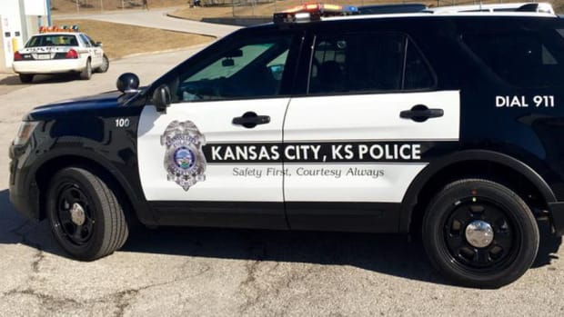 Kansas City Police Officer Shot Promo Image