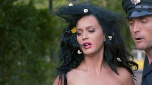 Katy Perry 'Arrested' (Video) Promo Image