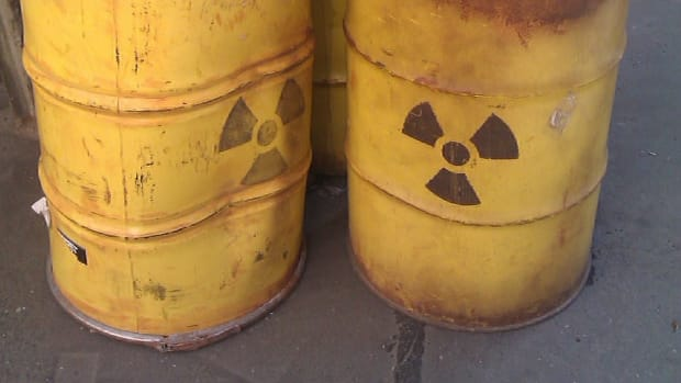 Possible Leak Found At Washington Nuclear Waste Site Promo Image