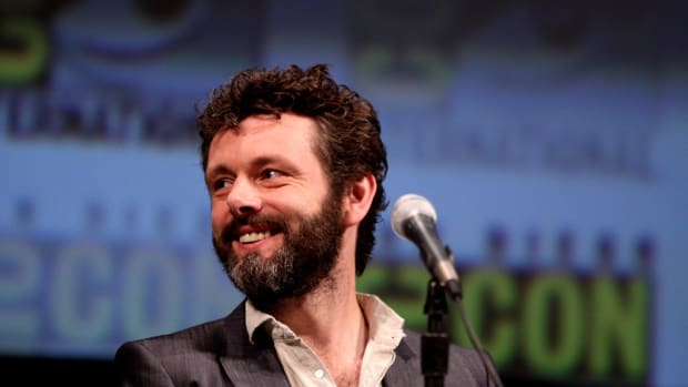 Michael Sheen Responds To Report Of Him Quitting Acting Promo Image