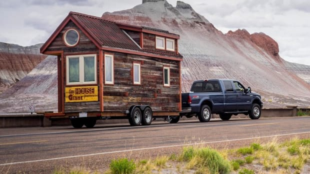States, Towns Ban Affordable Tiny Houses Promo Image