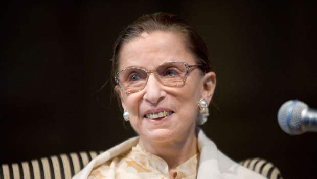 Ginsburg Was Right To Apologize For Trump Comments Promo Image
