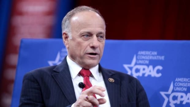 Rep. Steve King Stands By Anti-Immigrant Tweet Promo Image