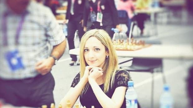U.S. Women's Chess Champ Boycotts Competition in Iran Promo Image