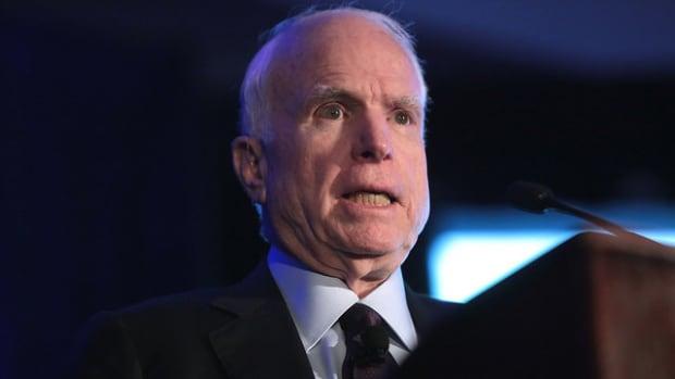 John McCain To Trump: No Waterboarding Promo Image