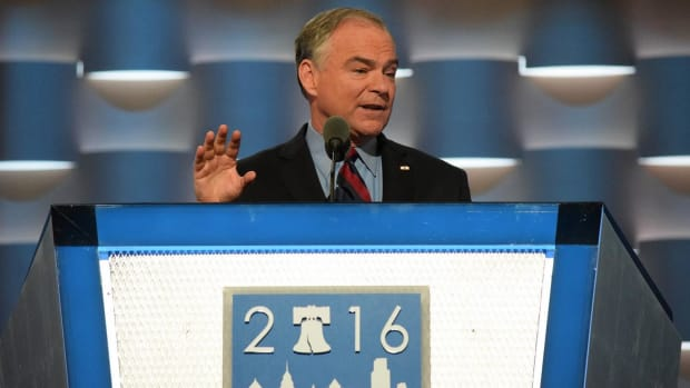 Tim Kaine: Trump's Racism Started Long Before Campaign Promo Image
