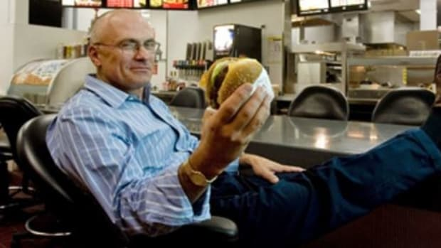 Trump To Tap Fast Food CEO For Labor Secretary Promo Image