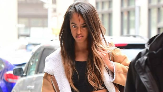 This Is What Malia Obama Has Been Doing In New York Promo Image
