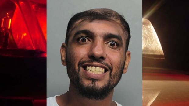 Half-Headed Man Charged With Attempted Murder Promo Image