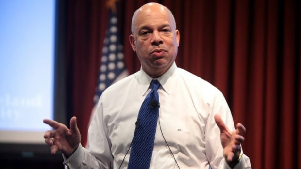 Ex-Obama Homeland Security Chief: Trump Can Be Great Promo Image