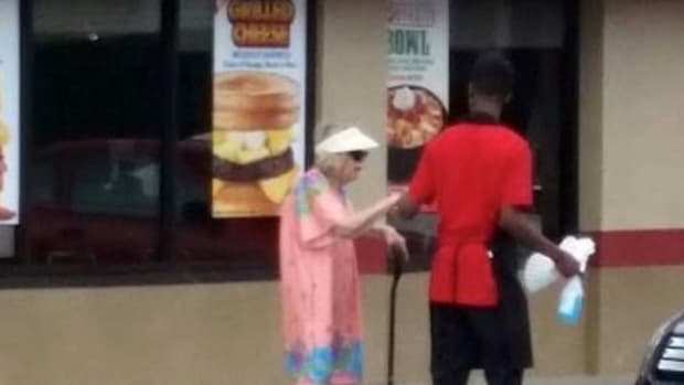 Hardee's Employee's Act Of Kindness Goes Viral Promo Image