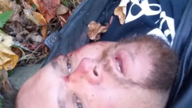 Man Films Goodbyes After Near-Death Crash (Video) Promo Image