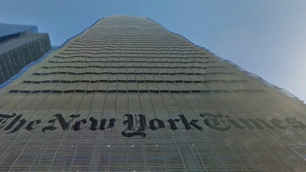 New York Times On Fox News: Trump's 'Propaganda Arm' Promo Image