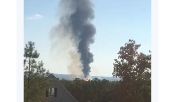 Major Alabama Gas Pipeline Explodes Promo Image