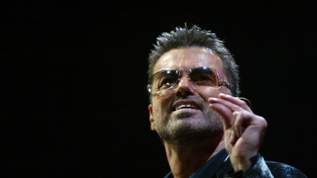Weight Gain Made George Michael Shy and Reclusive (Photo) Promo Image