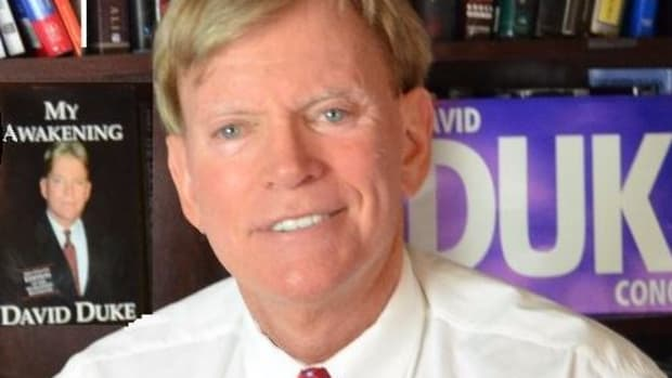 David Duke Blasts NYC Mayor For Honoring Jewish People Promo Image