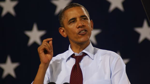 Obama Warns Europe Of A 'Meaner' World In Coming Years Promo Image