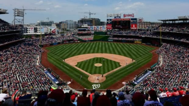 Trump Declines Invitation To Throw Out Opening Day Pitch Promo Image