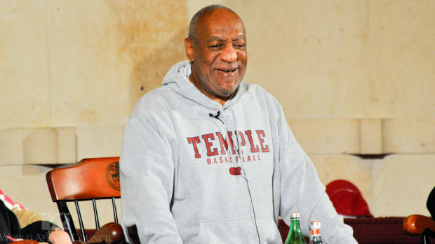 Bill Cosby Reveals That He's Blind Promo Image