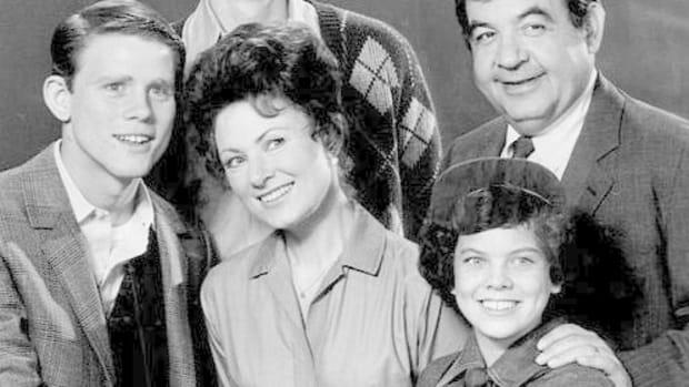 Erin Moran's Family Rips Scott Baio Promo Image
