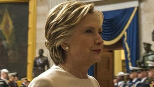 Hillary Reveals Reasons Why She Lost The Election Promo Image