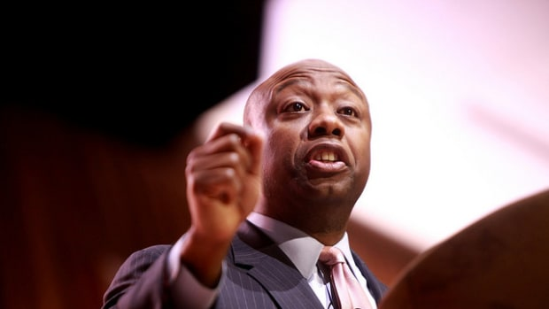Black GOP Senator Says He Was Racially Profiled (Video) Promo Image