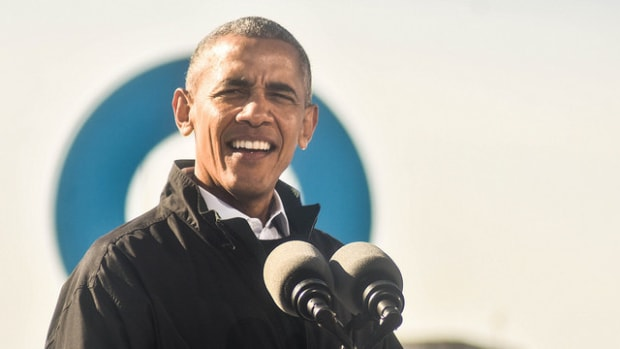 Obama's Approval Rating Now Higher Than Reagan's Promo Image
