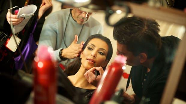 Some Say Kim Kardashian Is Wearing Blackface (Photos) Promo Image