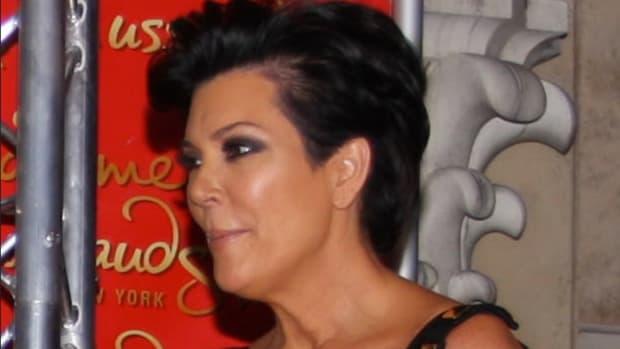 Kris Jenner Slams Caitlyn Jenner's New Book (Video) Promo Image