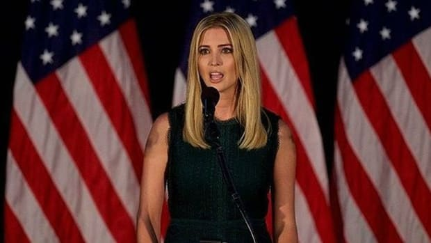 Ivanka Trump Taking First Lady's Office In White House Promo Image