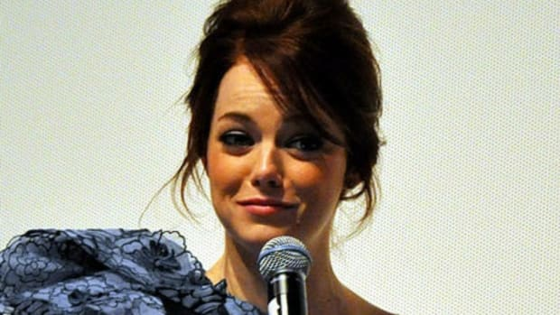 Best Actress Emma Stone Sends A Message At Oscars (Photos) Promo Image