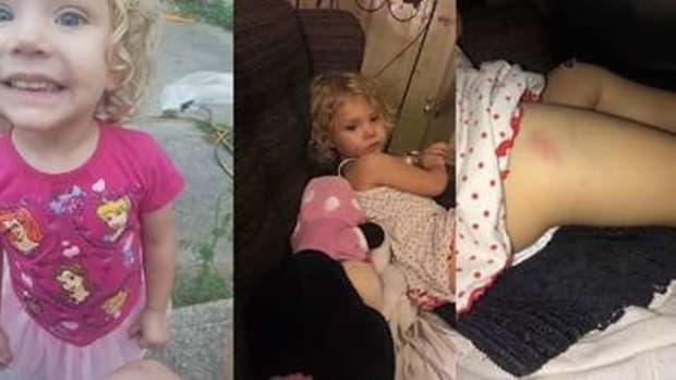 Babysitter Shoves 3-Year-Old Into Washer And Dryer Promo Image
