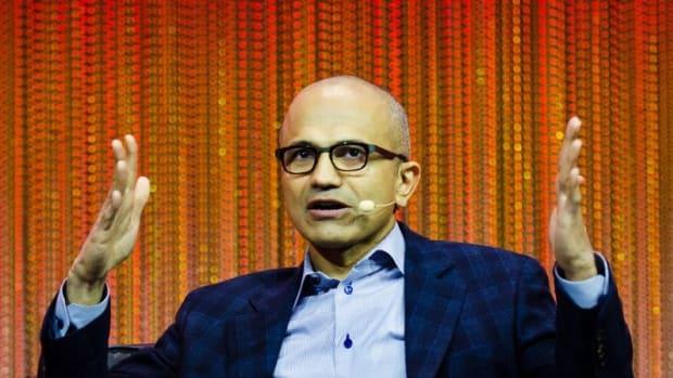 Microsoft, Amazon Sue Trump For Immigration Ban Promo Image