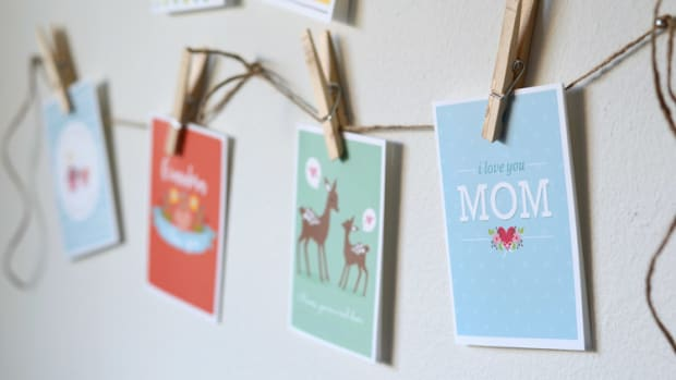 Mom Beat Her Son For Not Receiving A Mother's Day Card Promo Image