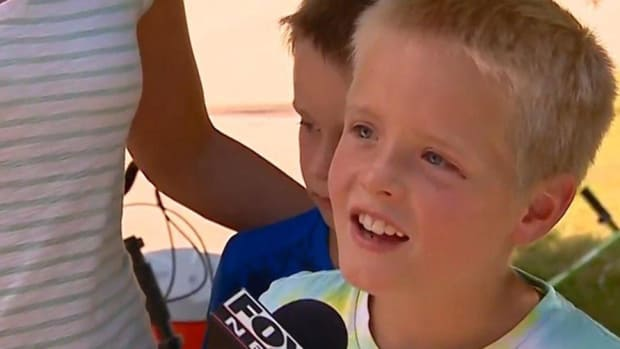 9-Year-Old Shot With BB Gun While Selling Lemonade Promo Image