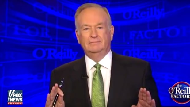 Bill O'Reilly: White House Slaves 'Well-Fed' (Video) Promo Image