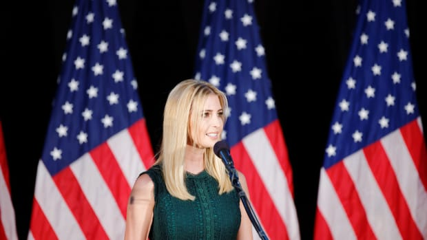 Ivanka Trump Defends Father In New Interview Promo Image