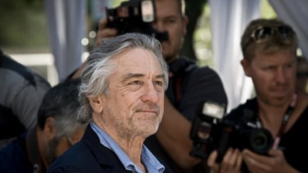 De Niro Said He'd Leave America If Trump Won; Here's Where He's Going Promo Image