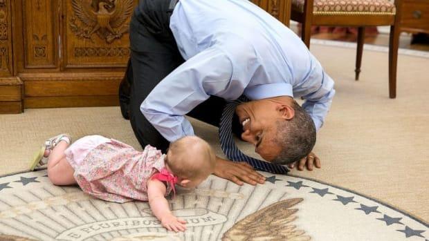 GOP Sen. Cotton: Obama A Good Role Model Promo Image