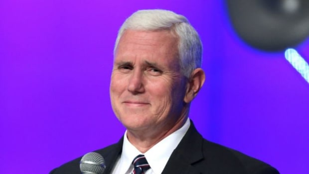 Pence Used Personal Email For State Business Promo Image